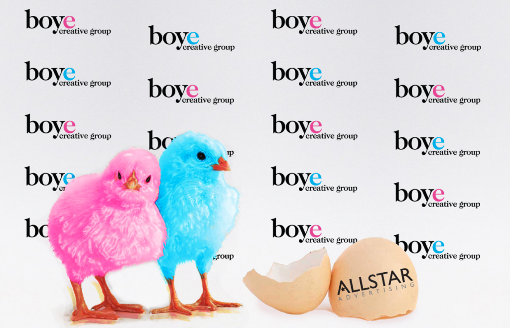 Allstar Advertising is Now Boye creative Group