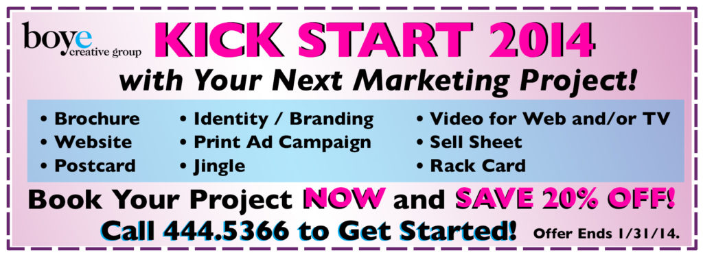 Get Ready for Business in 2014!