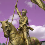 Joan of Arc Statue Boye Creative Group LLC