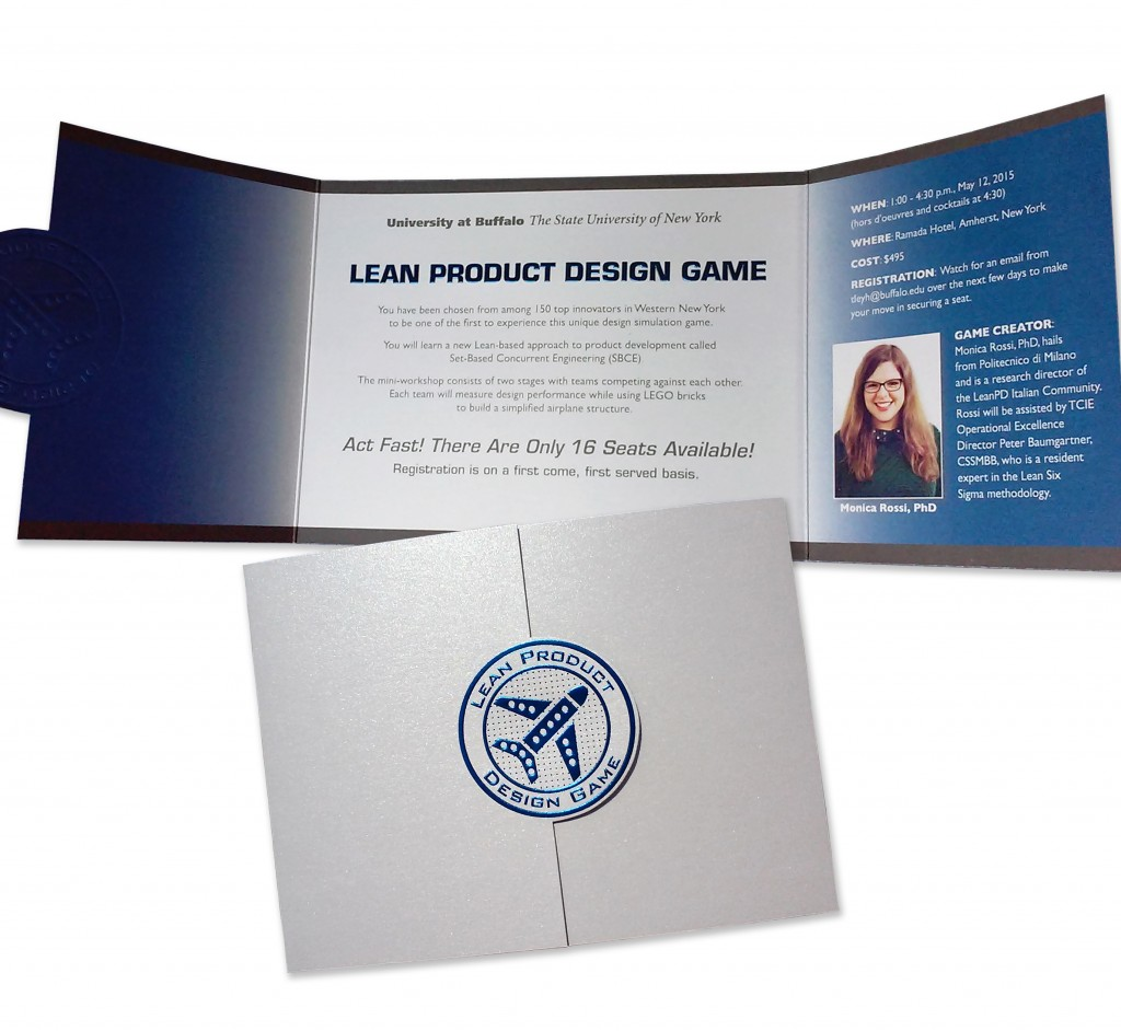 Lean Product Design Game